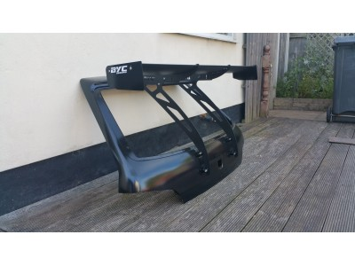 Pug 106 wing mount system